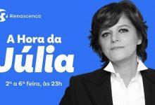 «A Hora da Júlia» é o novo projeto de Júlia Pinheiro