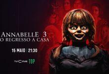 «Annabelle 3 – O Regresso A Casa» estreia em exclusivo em televisão