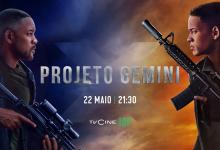 «Projeto Gemini» estreia em exclusivo no TVCine Top