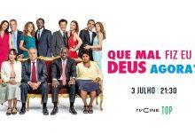 «Que Mal Fiz Eu a Deus Agora?» estreia nos canais TVCine