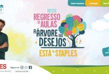 Staples e SIC lançam campanha associada ao programa «A Árvore dos Desejos»