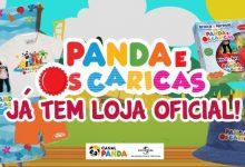 Panda e os Caricas lançam loja online