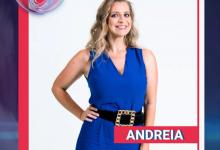 Andreia é a concorrente expulsa do «Big Brother: A Revolução»