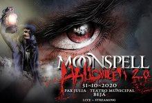 «Moonspell: Halloween 2.0.» acontece em Beja