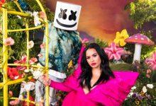 «Ok Not To Be Ok»: Marshmello e Demi Lovato colaboram em nova canção