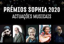 Conheça os convidados musicais dos Prémios Sophia 2020