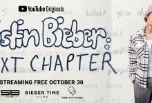 Justin Bieber estreia novo documentário no YouTube