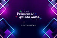 Prémios Quinto Canal 2020 | Alteração ao sistema de votação