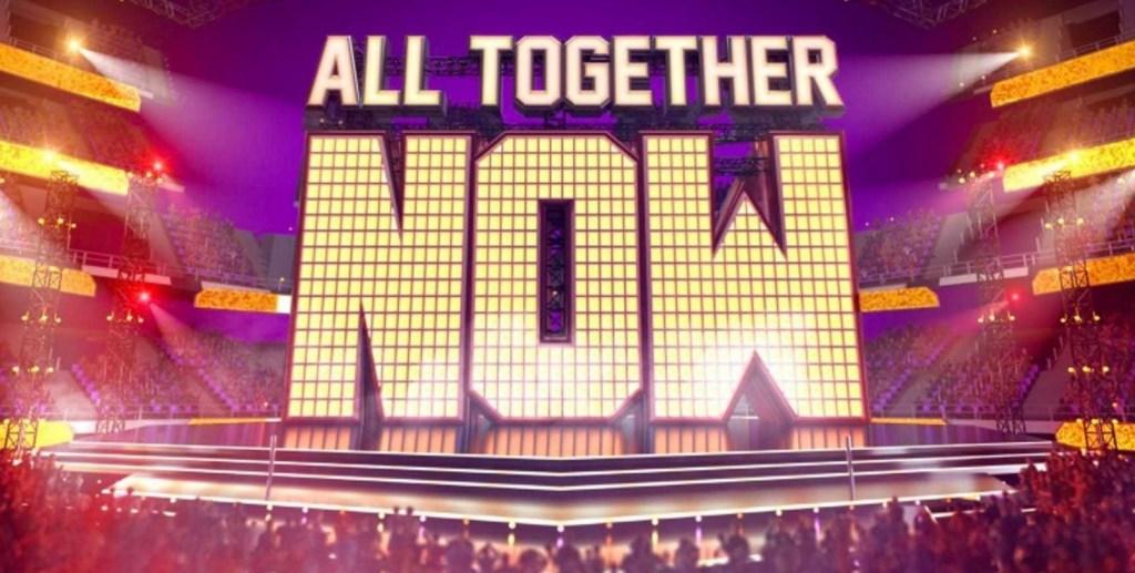 Jurados All Together Now TVI