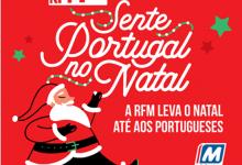 «RFM Sente Portugal no Natal» irá percorrer o país