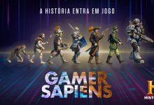 «Gamer Sapiens» Exclusivo: Apresentação oficial