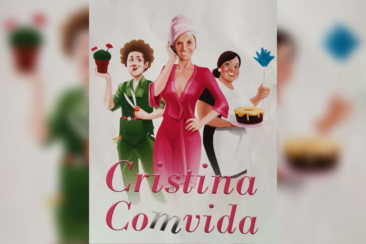 Cristina ComVida todos os detalhes