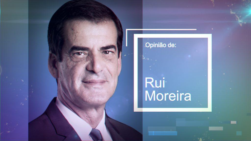 Rui Moreira comentador TVI24