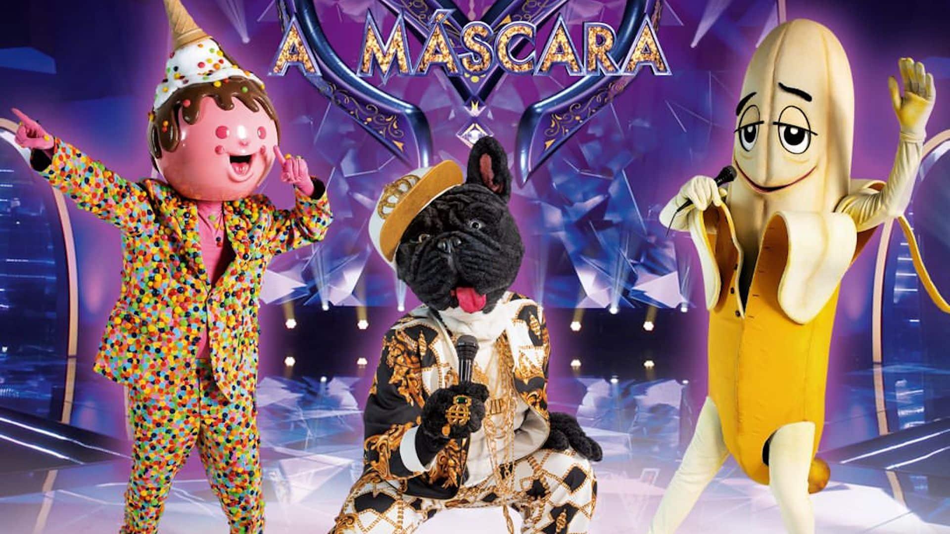 Audiências Máscara 6 fevereiro 2021