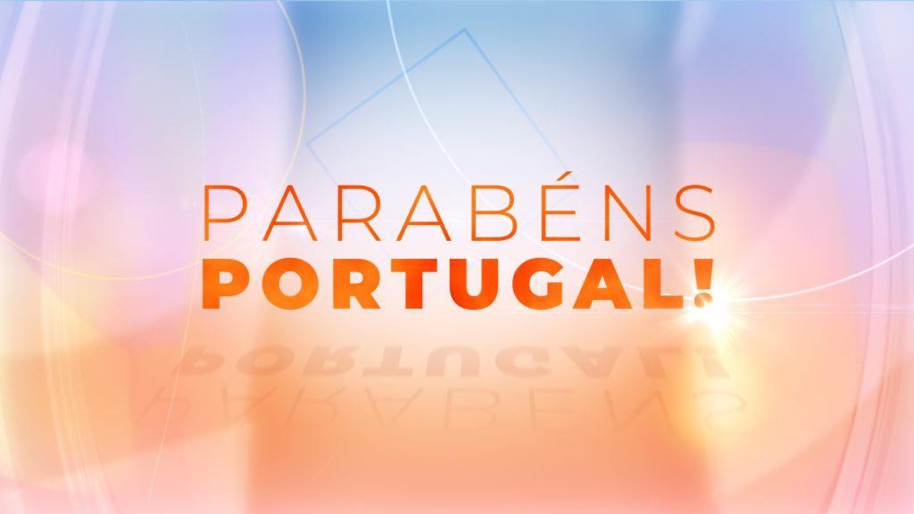Parabéns Portugal audiências