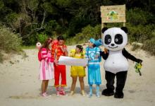 «A Ilha do Panda» será a maior produção de sempre do Canal Panda