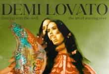 «Dancing with the Devil… The Art of Starting Over» é o novo disco de Demi Lovato