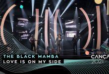 The Black Mamba são os vencedores do «Festival da Canção 2021»