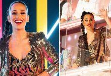 Rita Pereira comenta audiência de «All Together Now»