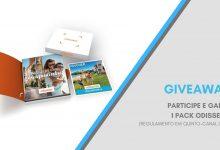 GIVEAWAY: 9 Anos Sempre Consigo | Participe e ganhe 1 pack Odisseias