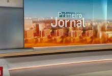«Primeiro Jornal» sobe ao posto de informativo mais visto do dia