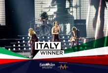 Itália é a grande vencedora do «Eurovision Song Contest 2021»