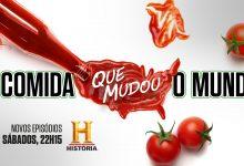 História estreia nova temporada de «A Comida Que Mudou o Mundo»