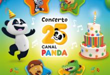 Canal Panda regressa aos concertos para festejar os 25 anos