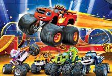 Nick Jr. estreia novos episódios de «Blaze e as Monster Machines»