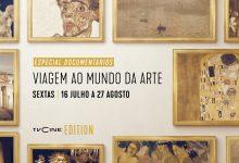 TVCine estreia «Especial Documentários: Viagem ao Mundo da Arte»