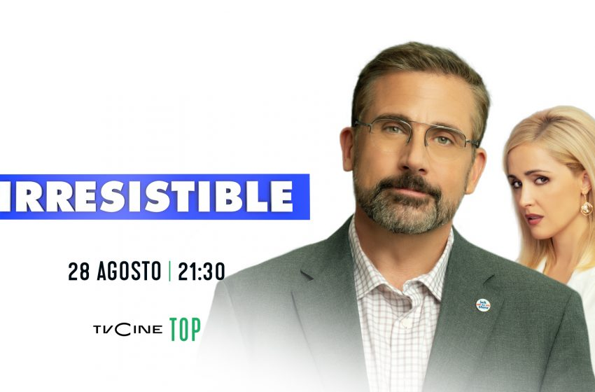 «Irresistible» estreia em exclusivo no TVCine Top