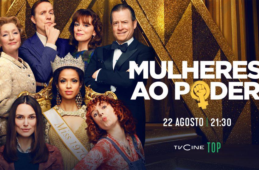TVCine Top estreia o filme« Mulheres ao Poder»