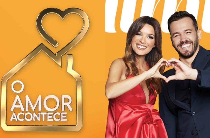 «O Amor Acontece» ganha novo dia de transmissão
