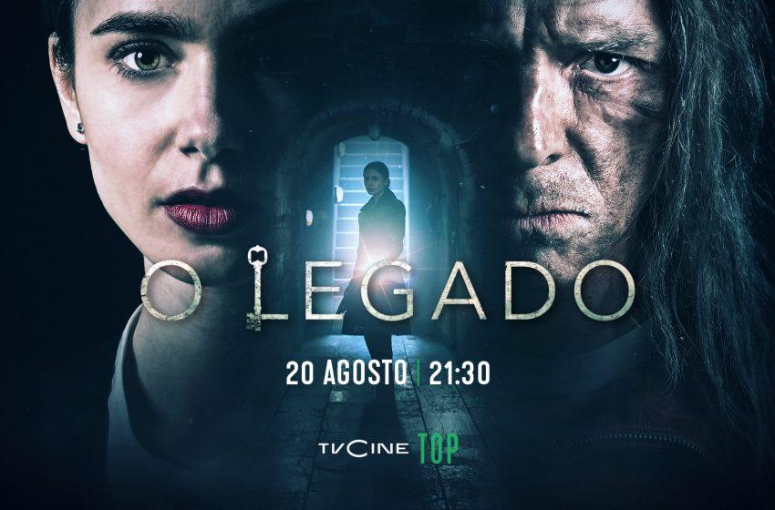 «O Legado» estreia esta semana em exclusivo no TVCine