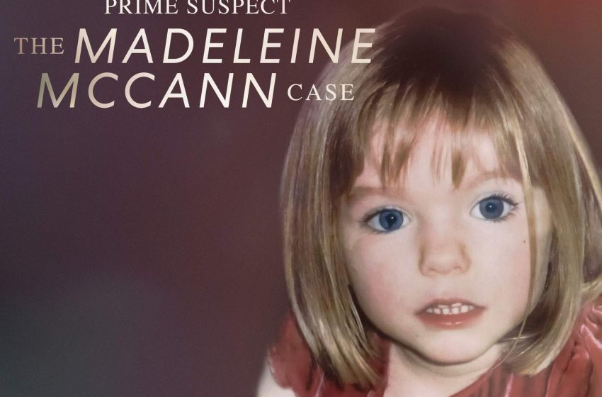Canal ID estreia «Prime Suspect: The Madeleine McCann Case»