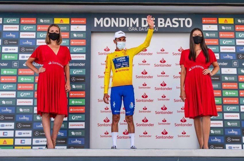 «Volta a Portugal em Bicicleta» lidera durante a tarde