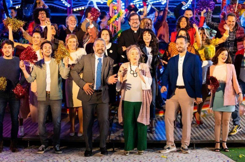 «Festa é Festa» mantém-se como programa mais visto de sábado
