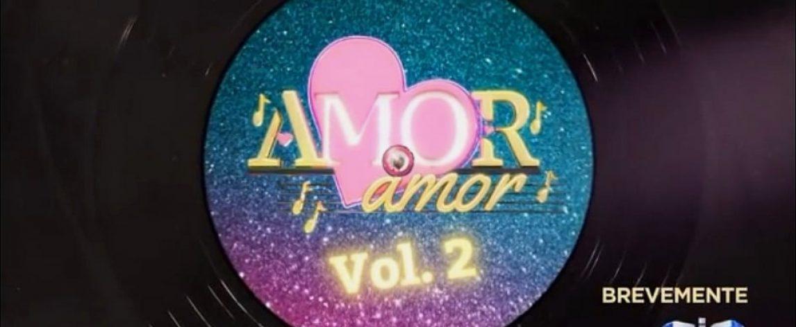 Amor Amor Vol. 2 SIC
