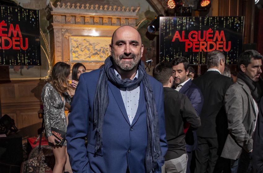 António Barreira escreve novela para plataforma de streaming