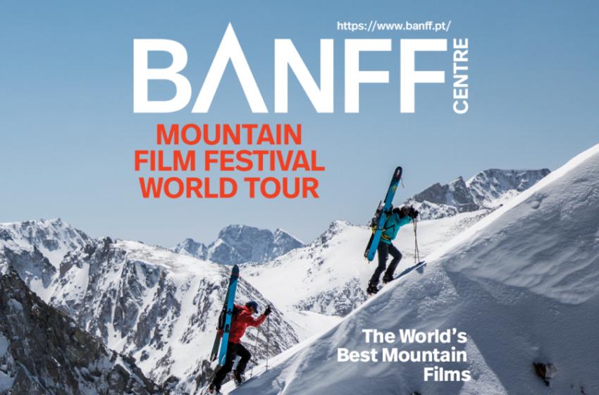 Qultura: Conheça as novidades do «Banff Centre Mountain Film» em Portugal