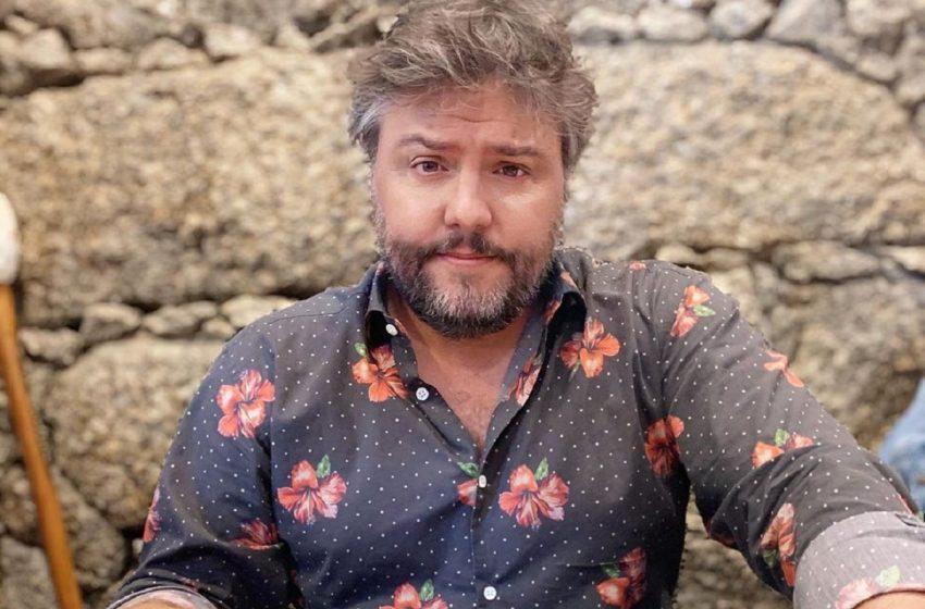 César Mourão estreia-se como realizador através de documentário de Paulo Futre