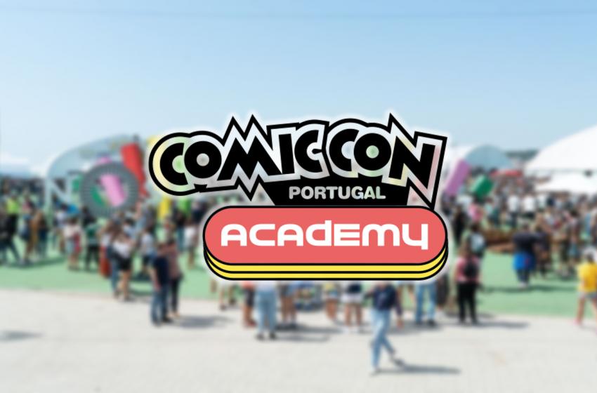 Comic Con Portugal lança a Comic Con Academy