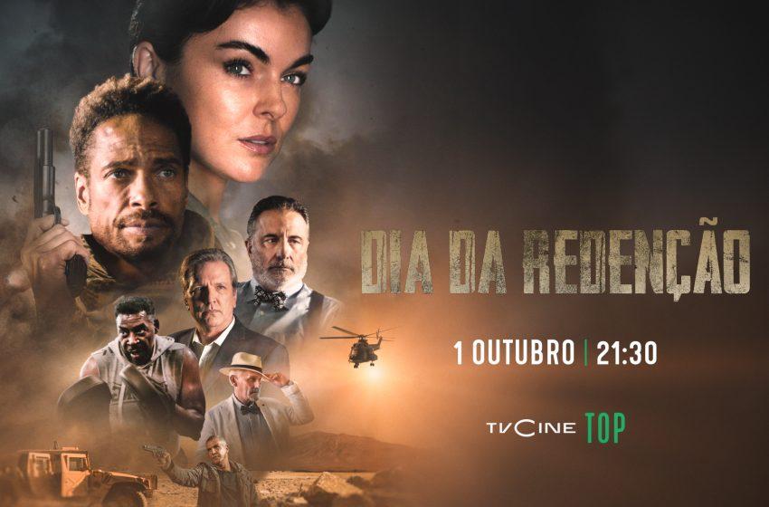 TVCine estreia em exclusivo «Dia de Redenção»
