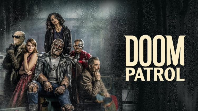 Terceira temporada de «Doom Patrol» ganha data de estreia