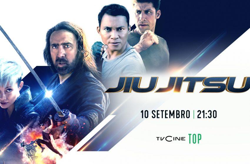 TVCine Top estreia o filme «Jiu Jitsu» esta semana