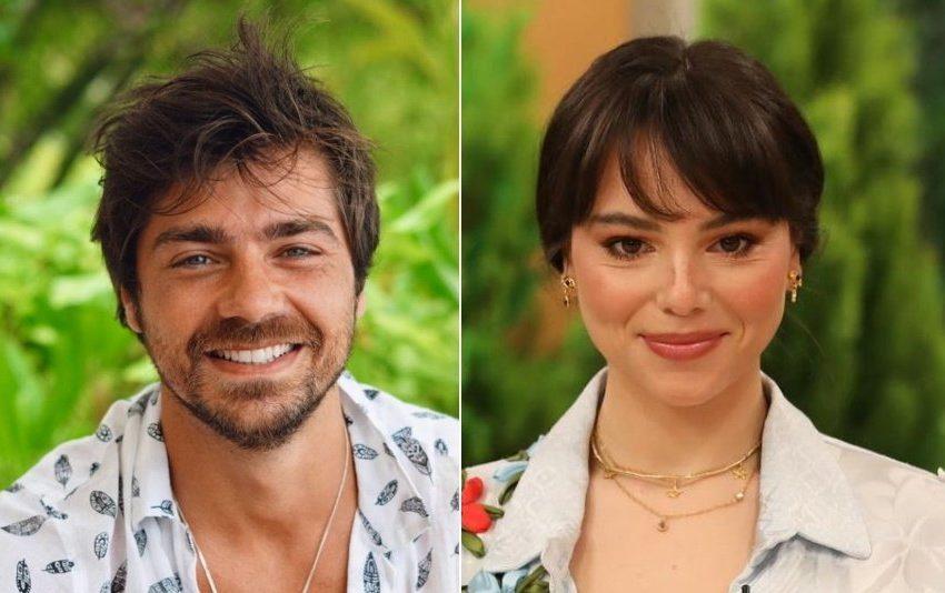 Lourenço Ortigão e Filipa Areosa são os protagonistas da nova novela da SIC