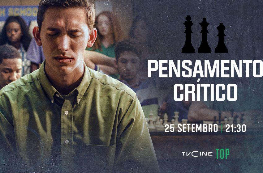 TVCine Top estreia «Pensamento Crítico»