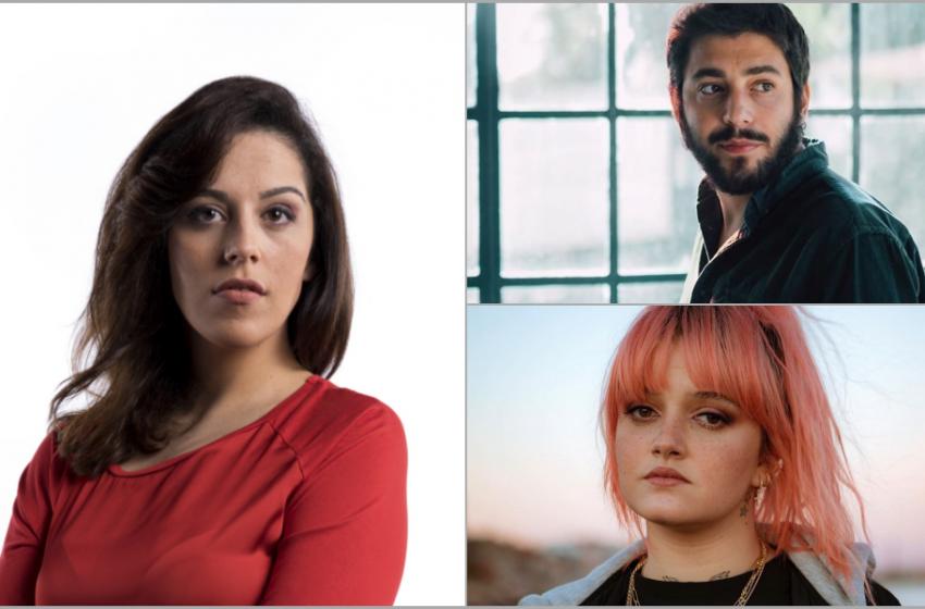 Carolina Deslandes, Sara Correia e Salvador Sobral nomeados aos Grammys Latinos