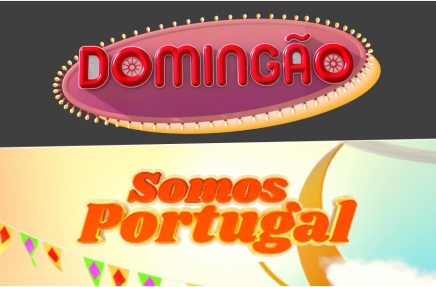 «Domingão» volta a arrasar «Somos Portugal»