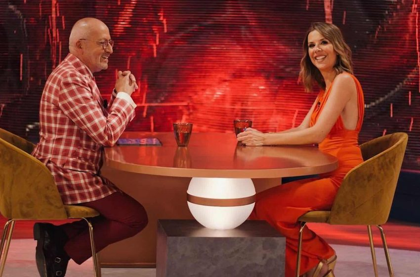 Manuel Luís Goucha e Ana Garcia Martins na condução do «Big Brother»?